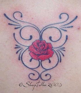 Amazing Flower Tattoos With Image Flower Tattoo Designs For Lower Back Flower Tattoos Picture 8
