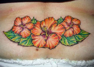 Amazing Flower Tattoos With Image Flower Tattoo Designs For Lower Back Flower Tattoos Picture 6