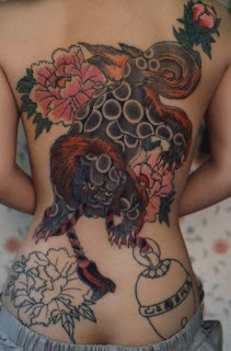Amazing Flower Tattoos With Image Flower Tattoo Designs For Female Tattoo With Flower Back Body Tattoo Picture 4