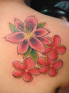 Amazing Flower Tattoos With Image Flower Tattoo Designs For Female Tattoo With Flower Back Body Tattoo Picture 2