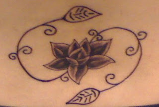 Amazing Flower Tattoos With Image Flower Tattoo Designs For Lower Back Lotus Tattoo Picture 6