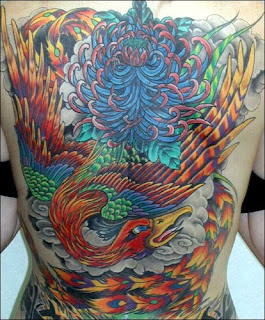 Nice Japanese Tattoos With Image Japanese Tattoo Designs For Female Tattoo With Japanese Bird Tattoo On The Body Picture 7