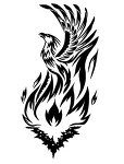 Japanese Tattoos With Image Japanese Tattoo Designs For Japanese Female Tattoo And Japanese Male Tattoo With Japanese Phoenix Tribal Tattoo Picture 3