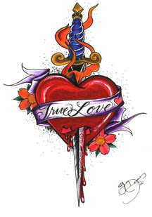 Special Tattoos Design With Image Heart Tattoo Designs Picture 8