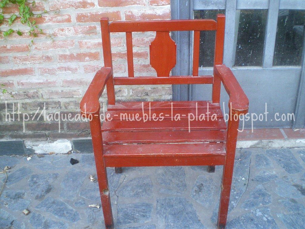 Laqueado, re-encolado y restauración de un banco de madera | Muebles ...