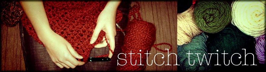 stitch twitch