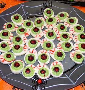 inspire by design halloween decorating 2 food - Halloween Decorations Food