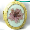 Plum Blossom Locket