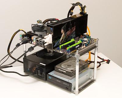 LLYgetto GeForce 9800 GX2 Vs 8800 GTS SLI Ultra