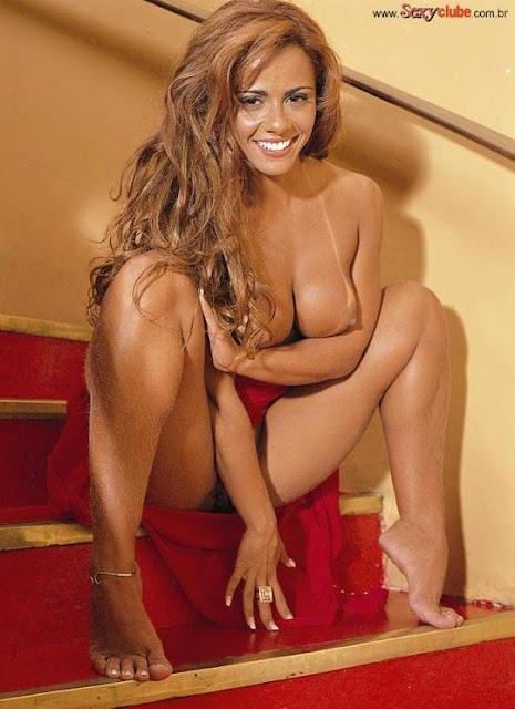 Fotos Da Viviane Araujo Nua Pelada Buceta Revista Playboy