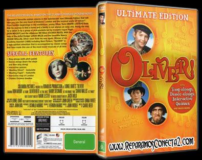 Oliver [1968] Caratula, Cover Dvd