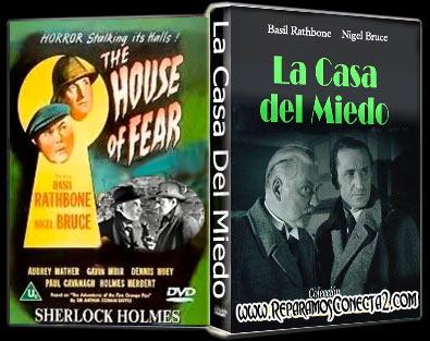 La Casa Del Miedo [1945] Dvd-Caratula