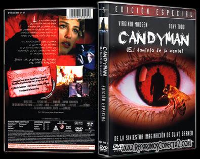 Candyman: el dominio de la mente [1995] español de España megaupload 2 links, cine clasico
