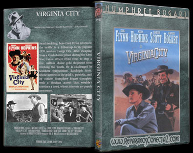 Virginia City | 1940 | Oro, Amor y Sangre