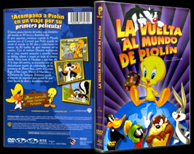 La Vuelta al Mundo de Piolin [2000] español de España megaupload 2 links, cine clasico