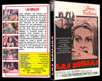 Las Brujas [1966] español de España megaupload, cine clasico