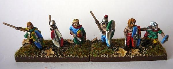 (DBA) Ancient British Warband5