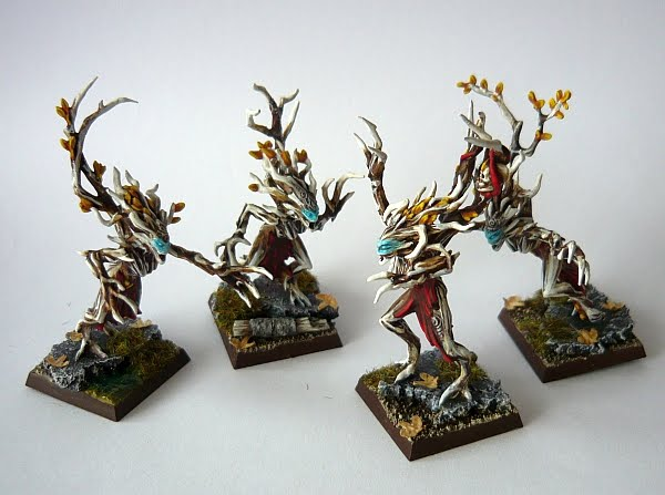 Skavenblight's Wood Elves D5