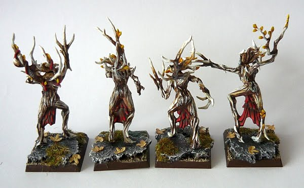 elves - Skavenblight's Wood Elves D4