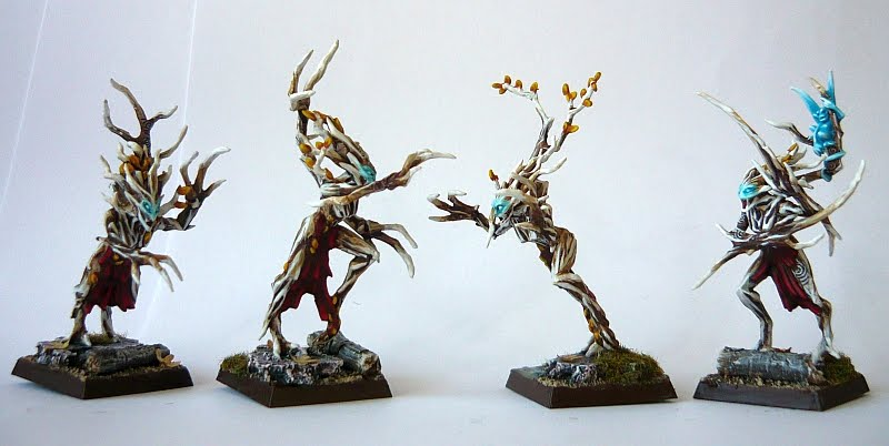 elves - Skavenblight's Wood Elves D6
