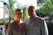 Me and Fred - Nov. 2008