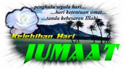 Ibnu Muslim Jumaat Penghulu Segala Hari