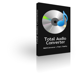 Total Audio Converter + Serial de activación
