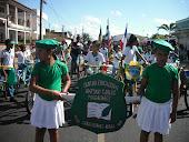 Desfile do dia 25 de maio de 2010