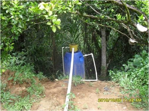 Proyectos innovadores producci n tecnificada de mojarra for Tanques para cria de tilapia