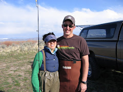 Fishing at Wild Horse