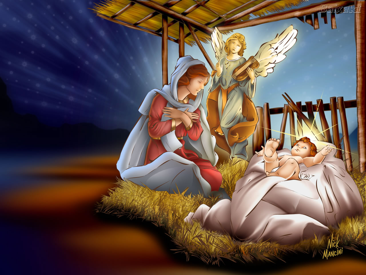 de feliz natal