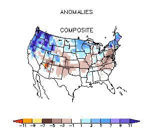 This winter's extra snowfall prediction