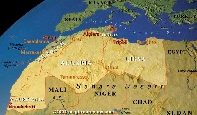 Slimane Zeghidour. Grand reporter et spécialiste du monde arabe «Des ''think tank'' projettent déjà l'image d'un Maghreb qui sera moins arabe et plus berbère» dans GEOPOLITIQUE maghreb