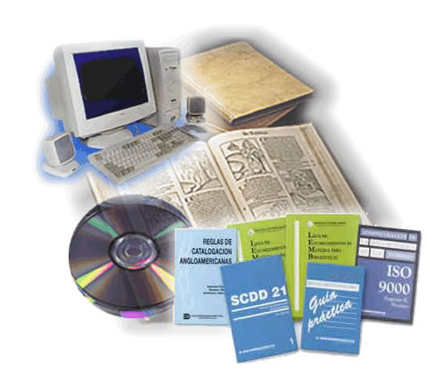 difusion informacion biblioteca especializadas: