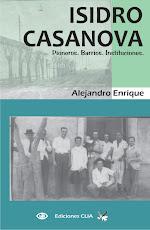 Haga click en el libro y conozca la historia de Isidro Casanova