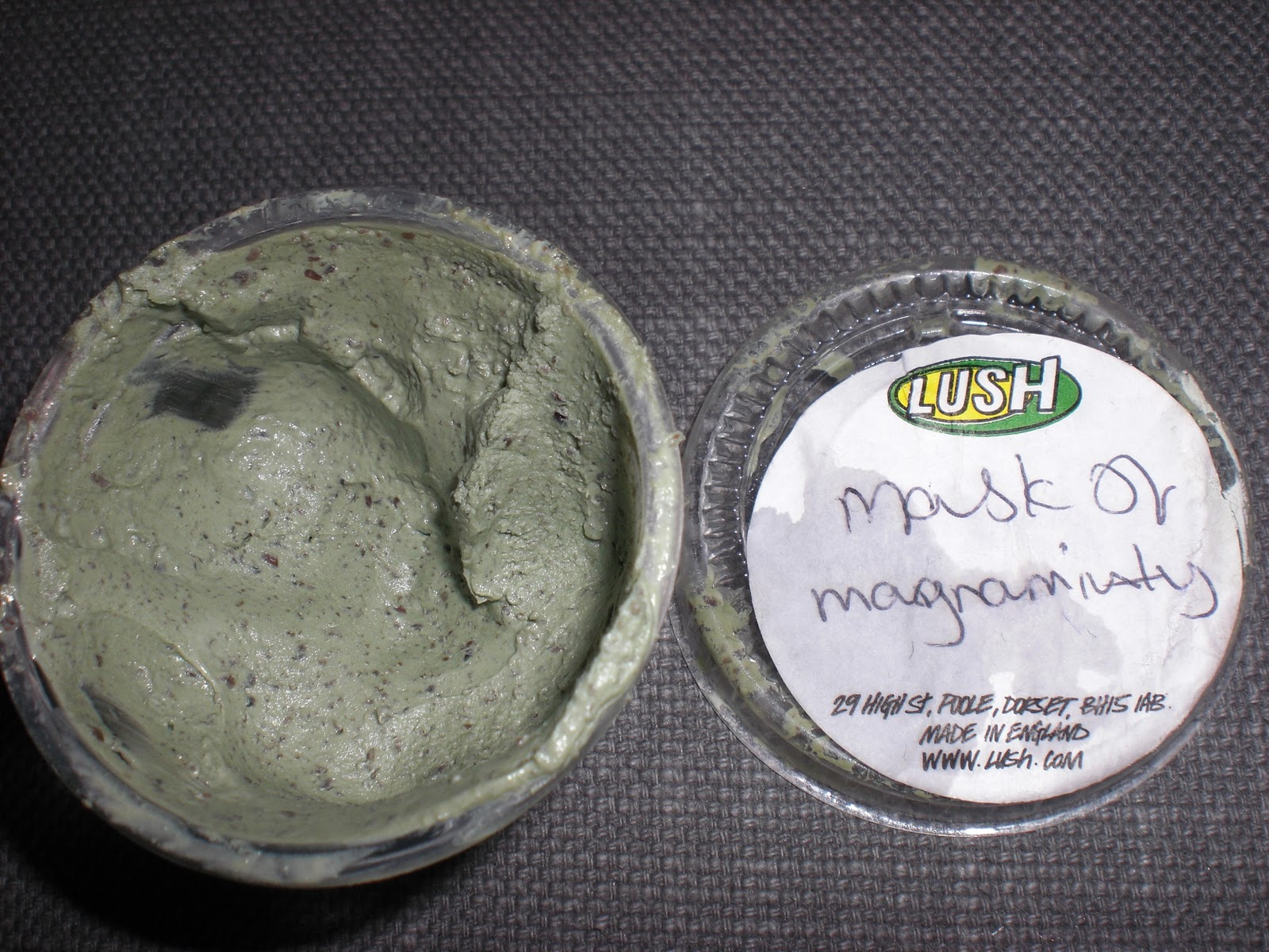 BeautyH2T: Lush Mask of Magnaminty