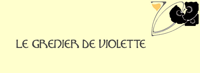 Le grenier de Violette