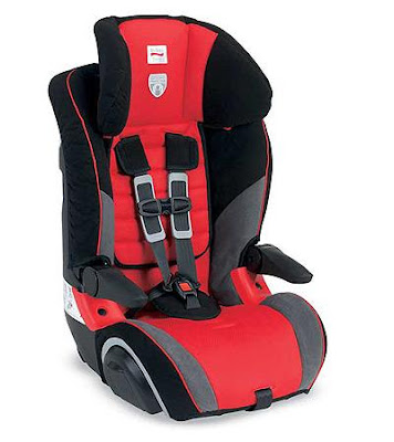 Britax Frontier combination Harness-2-booster seat