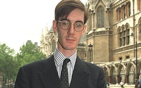 Boris Johnson Jacob Rees Mogg