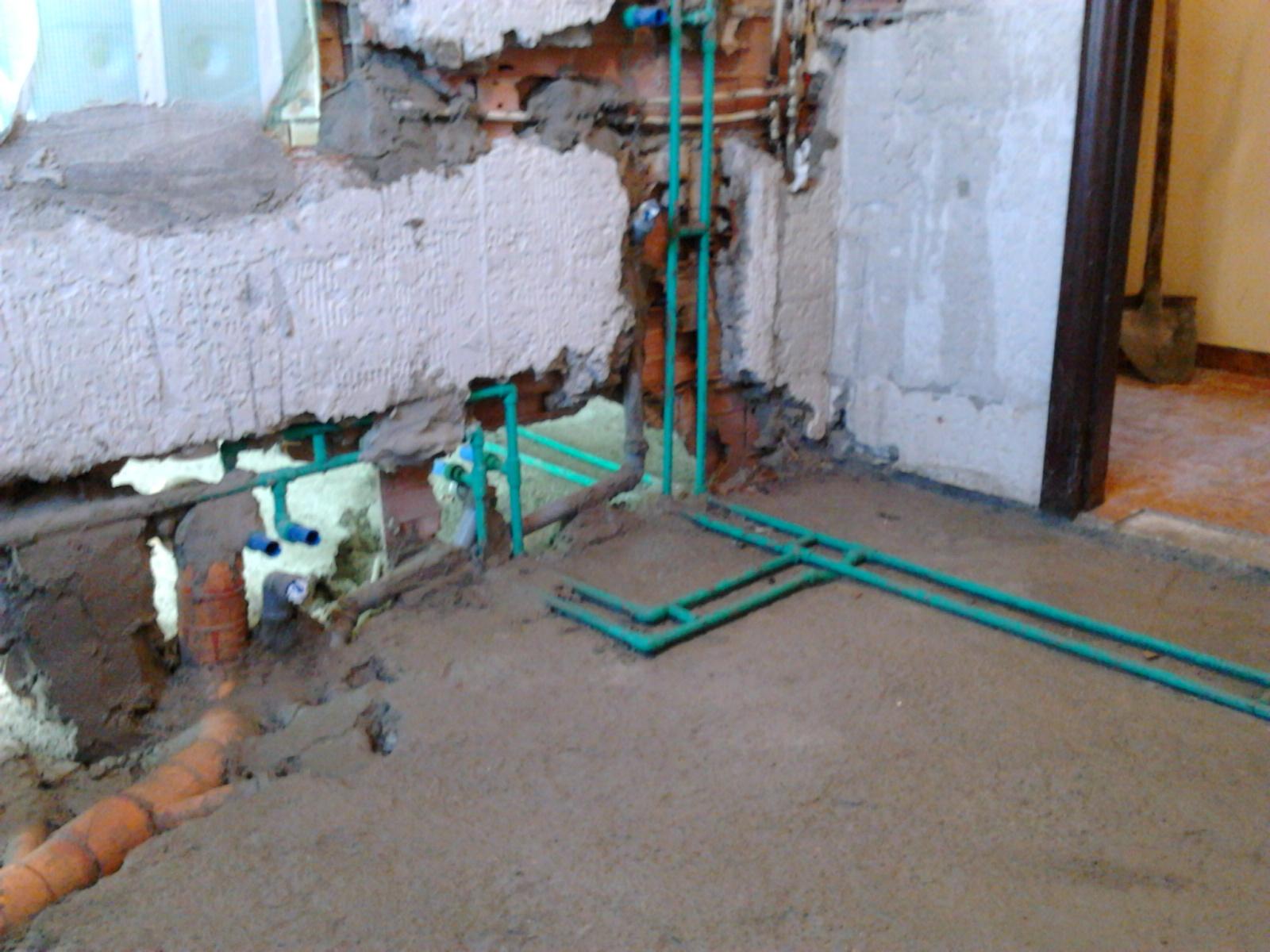 Il Blog dell'idraulico: Tubi polipropilene flessibili