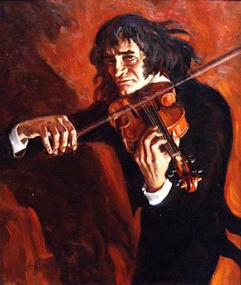 Zanimljivosti i biografije poznatih licnosti - Page 8 Ritratto+di+Paganini