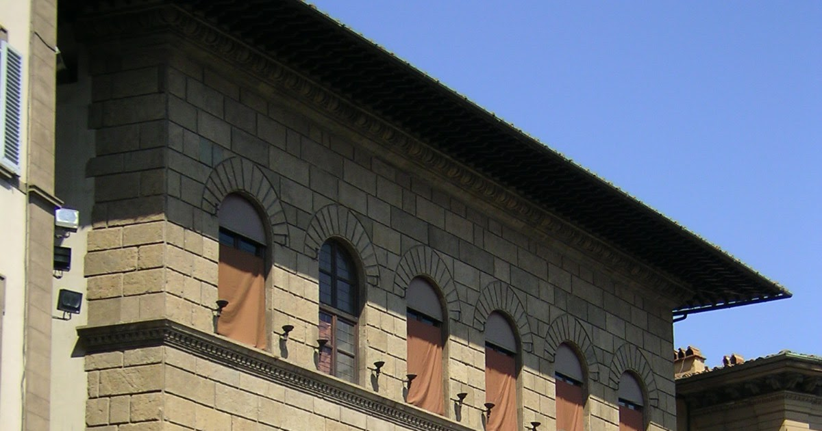 Di qua e di la giuliano e benedetto da maiano for Architecture quattrocento