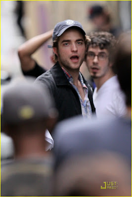 Robert Pattinson Book on Robert Pattinson Book Cover 07 Jpg