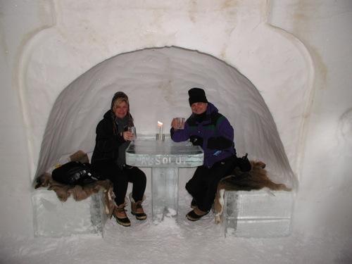 Hotel De Glace Ice Hotel Relocates Closer To Quebec City