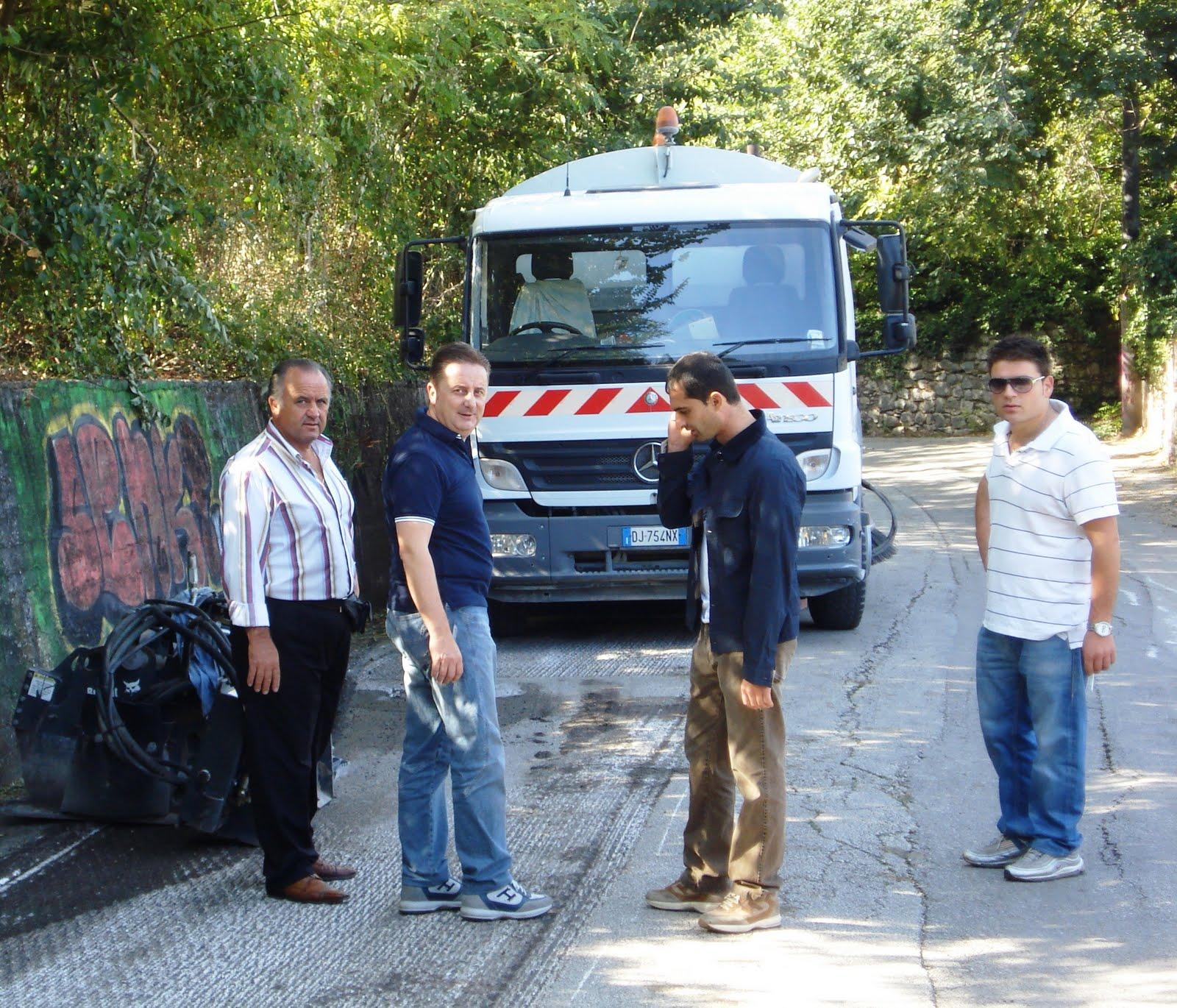 2010 settembre cancello ed arnone news - Piscina piedimonte matese ...
