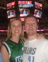 Or at a Mavs game!!!!