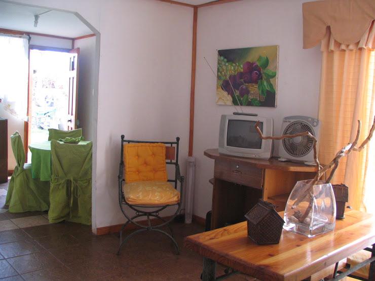 Interior cabana grande