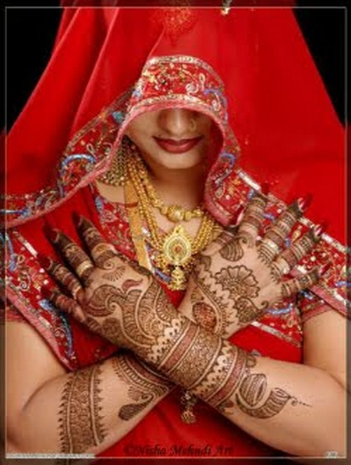 Mehndi Bridal Style : My fashion stop mehndi styles for every one