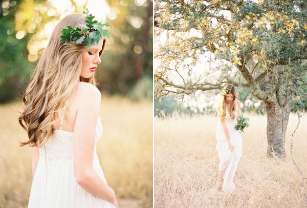 Vestidos de novia Hippie - bodaperfecta