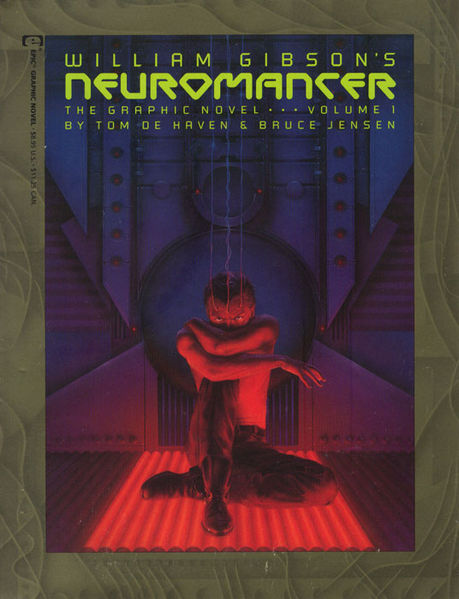 the concept of cyberpunk in neuromancer a novel by william gibson Buy a cheap copy of neuromancer book by william gibson here is the novel that started it all, launching the cyberpunk generation, and the first novel to win the holy trinity of science fiction: the hugo award, the free shipping over $10.